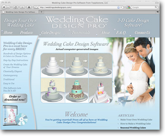 E-Commerce Website Design for Topplestone, LLC