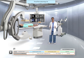 Internet Website Design for Philips Healthcare